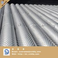 Quality 316/316L water well bridge slot screen pipe for sale