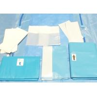 Quality Non Woven Custom Surgery Pack Disposable Medical Devices Sterile Packaging for sale