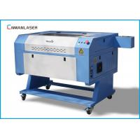 Quality High Accuracy Mini Laser Cutting Machine For Wood / Glass Crystal for sale