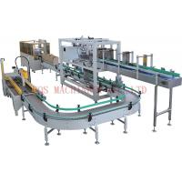 Quality 24 PET Bottles Per Carton Automatic Packing Machine EQS-X15 CE ISO Certificated for sale