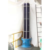 Buy cheap Chemical and agrochemical industry Multi Tube Glass Lined Heat Exchanger from wholesalers
