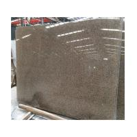 Buy Tropic Brown Granite Stone Tiles For Indoor And Outdoor Decoration at wholesale prices