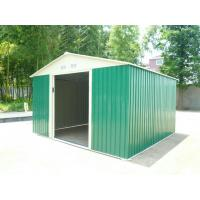 China Metal Garden Shed on sale