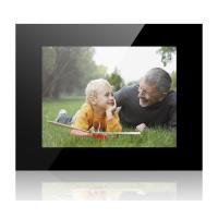 Quality Black HD 12 Inch Acrylic POP LCD Display Lcd Photo Frame With Video Auto Play for sale