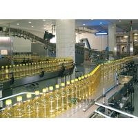 Quality 12000 BPH Small Edible Oil Filling Machine Automatic with CE , SGS certificate for sale