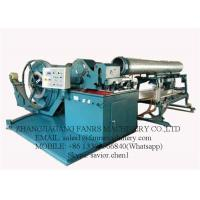 Quality Spiral Air Tube End Forming Machines With Photoelectric Tracking System for sale
