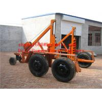 Quality Cable Drum Carrier  rum carriage  cable trailer for sale