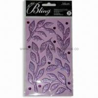 Quality 3-D Blink Puffy Stickers, Easy to Stick and Remove, Safe and Non-toxic for sale