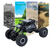 China Child'S 2.4G Four Wheel Drive RC Cars / All Terrain Remote Control Cars For Kids on sale