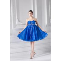 Quality Casual Sleeveless Short Party Dresses for Girl Woman for sale