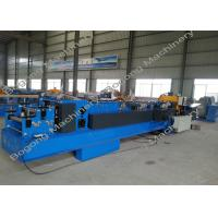 Quality Metal Z Purlin Roll Forming Machine Quick Change Design 1.0 - 3.0mm Material Thickness for sale
