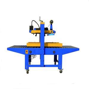 China Shanghai supplier Corrugated cardboard box folding machine on sale