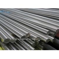 Quality Black Finish 2304 Duplex Stainless Steel Round Bar Corrosion Resistance for sale
