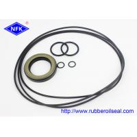 Quality Rubber Material Hydraulic Cylinder Seal Kits K3V180DT For Excavator R370-7 R420 for sale