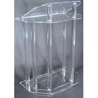Quality Large Acrylic Lectern Lucite for sale