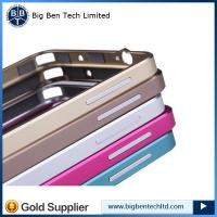 Buy Luxury Aluminium Metal Ultra Thin Slim Bumper Frame Case Cover for Samsung at wholesale prices