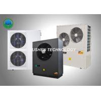 Quality 17 Kw Home Air Source Heat Pump Air Conditioning Equipment Side Air Blow for sale
