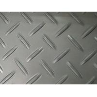 Quality China Supplier carbon tear drop diamond checker steel plate price A36 SS400 for sale