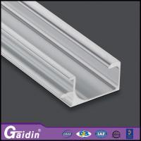Quality different suface accessory/industrial door wood grain aluminium profile extrusion for sale