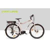 Quality 36V 350W Mid Motor Man E Mountain Bike 700C Electric Front Wheel High Performance for sale