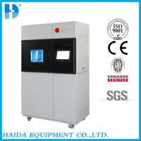 "Quality Electronic Xenon Lamp Air Cooled Textile Testing Equipment With 10.4"" Touch Screen Control Panel Display for sale"