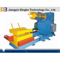 Quality Hydraulic Uncoiler Machine with 3 KW Hydraulic Unit Power for sale
