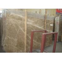Quality Emperador Light Marble Stone Slab Turkey Imported Marble Wall Panels Beige Color for sale