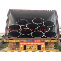 Quality API 5L 360NB X42 UOE Steel Pipe With  Electric Fusion Welding Low Carbon Steel for sale