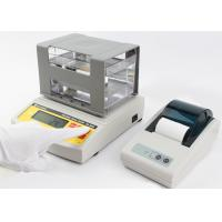 China DH-1200K Digital Electronic Gold Purity Testing Machine on sale
