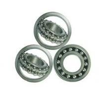 Quality 127 Steel And Brass Self Aligning Ball Bearings (7*22*7mm) with Gcr15 Material for sale