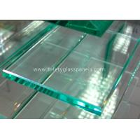 Quality Sightseeing Elevator Laminated Safety Glass Low-iron with 12.76--25.52mm for sale