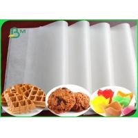 Quality 33gsm Great Oilproof Muffin And Cupcake Cases Paper Size Customized In Rolls for sale