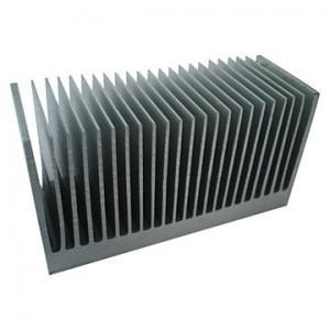 Buy Extruded Aluminum Heatsink Extrusion Profiles , 6061 / 6005 Aluminum Heatsinks For Solar PV Products at wholesale prices