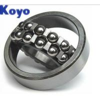 Quality Sealed 2RS Gcr15 KOYO Bearings 6409 , Deep Groove Ball Bearings With Locating Snap Ring for sale