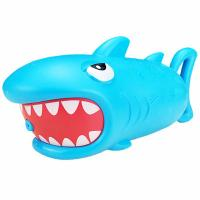 Quality Custom Logo Silicone Bath Toys For Toddlers Lightweight Baby Shark Bath Toys for sale
