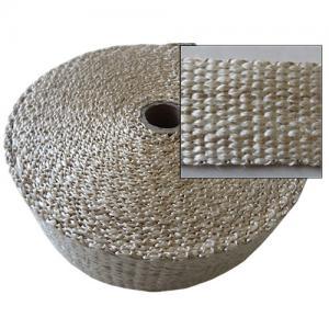 China Heat Treated Fiberglass Woven Tape on sale