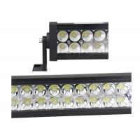 Quality 21.5 Inch 120W LED Driving Light Bar , Spot Combo Flood Beam LED Light Bar for sale