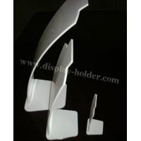Quality White Acrylic Jewelry & Cosmetic Display for sale