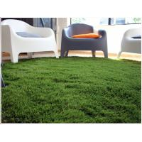 Quality 25mm Non Abrasive Landscaping Artificial Grass Natural Looking Fake Grass For Office for sale