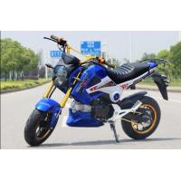 Buy cheap Manual Drive Gas Powered Dirt Bikes Disc Brake 110cc 125cc With Horn from wholesalers