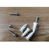 China Plasterboard Metal Fixings And Fasteners Hollow Anchor With Tapping Expansion Screw on sale