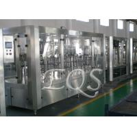 Quality Pulp Particle Small Juice Automatic Filling Machine Electrical Driven Type for sale
