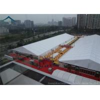 Quality Conditioned  Exhibition Tents With PVC Fabric For Outdoor Commercial Trade Show Event for sale