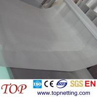 Quality 250/300/ mesh stainless steel fine wire mesh cloth for sale
