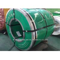 Quality Mill / Slit Edge 304 201 Cold Rolled Stainless Steel Sheet Strip / SS316 Coil for sale
