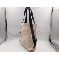 Buy Various Sizes / Colors Travel Tote Bags With Two Durable Black Handle at wholesale prices
