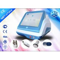 Quality 220V 3 in 1 Cavitation Slimming Machine , Weight Loss Machine With CE Approved for sale