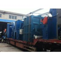 Quality Small Castings Polishing Tumble Blast Machine , Custom Shot Blasting Equipment for sale