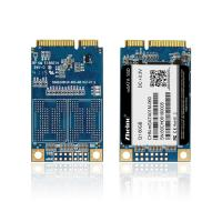 Quality MLC Nand Flash Q1 mSATA SSD 60GB , FCC Hard Disk Drive For Laptop 1.25W Active for sale