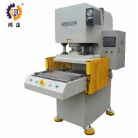 Quality White C Type Hydraulic Punching Machine For Protective Film / Clamping - Piece for sale